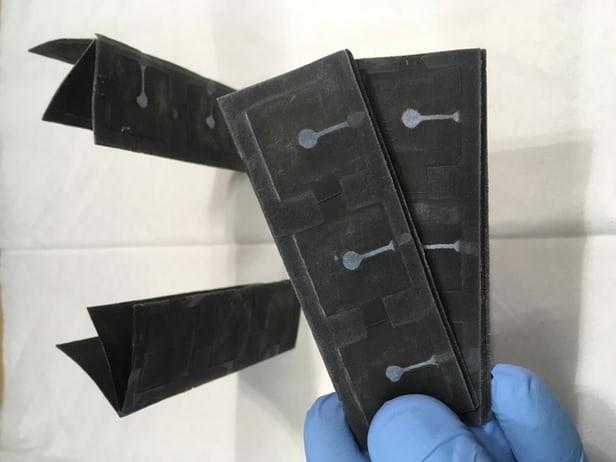 """长得像巧克力的""""细菌电池"""":成本低,可折叠,功率还能变"""