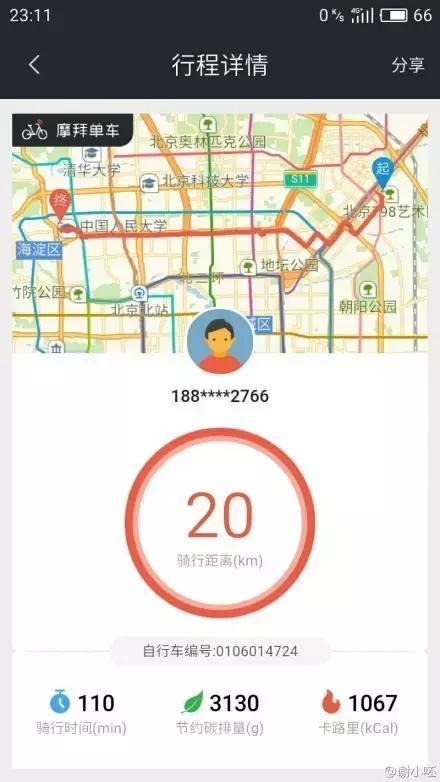 摩拜/ofo/小鸣/小蓝网约单车对比:如何选?租车步骤及注意事项