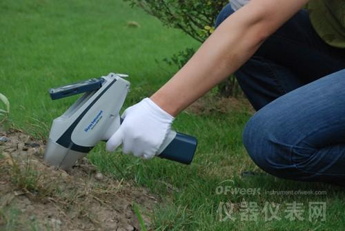 便携式XRF在土壤重金属污染检测应用中的优势