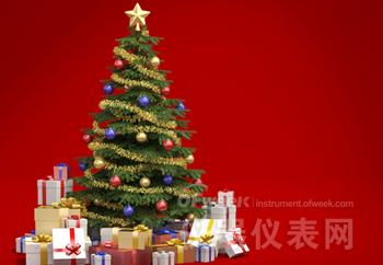圣诞树是否安全?不妨用科学仪器做个全面检测