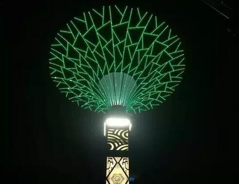 揭秘:退伍军人李远松的灯具照明历程