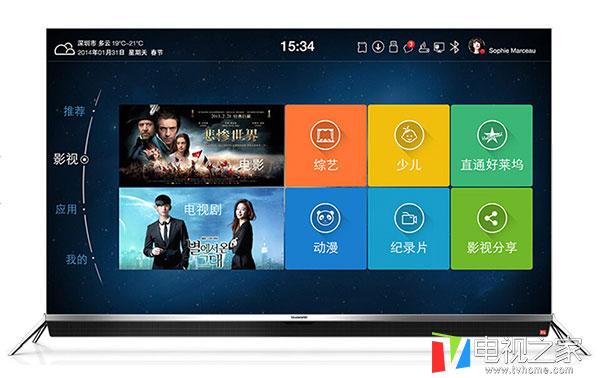 创维65G9200PK乐视超级电视X65S:65寸大屏电视哪款好?