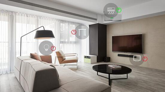 加盟卷帘电机这款智能家居产品图片