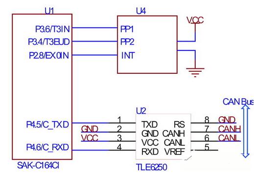 ESP中传感器及接口技术的电路解析