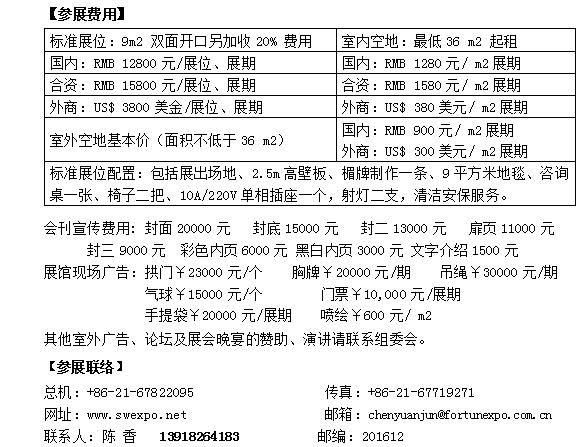 中国(上海)国际智能可穿戴产业博览会