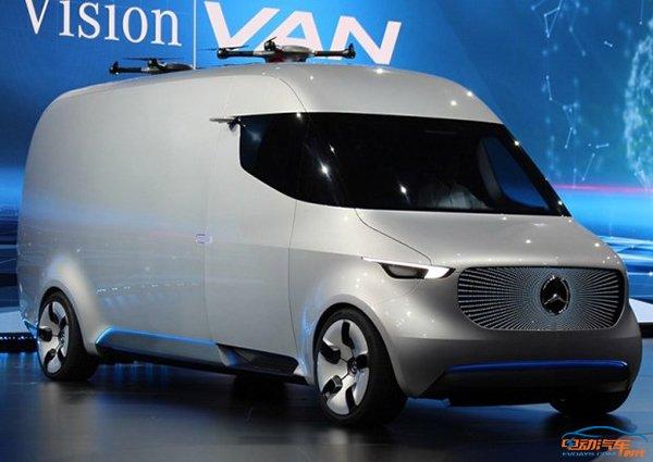 扒一扒CES展上的新能源汽车动向