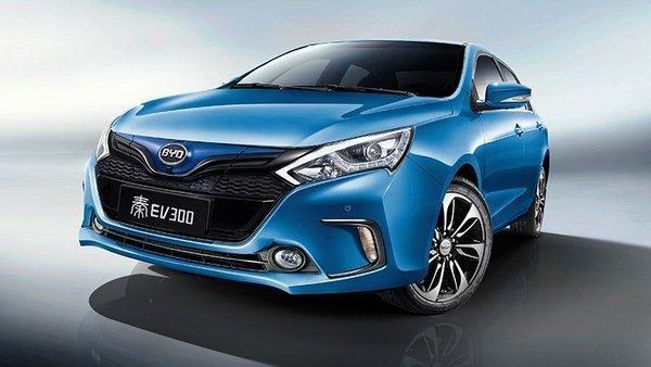 中国最值得出口的五款纯电动汽车:比亚迪/宝马/北汽