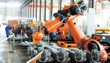 受创投资金追捧 我国机器人产业局部泡沫隐现