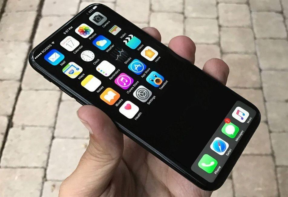 这样 的iPhone 8 能在2017年实现吗?