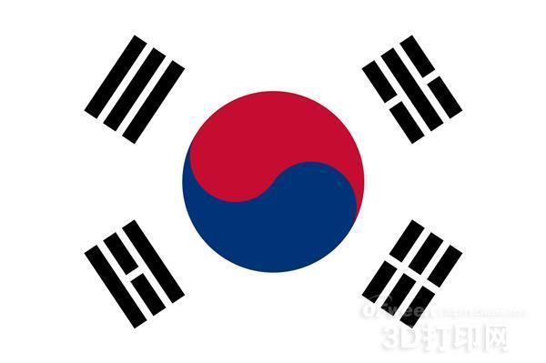 韩国政府进一步投资发展3D打印、AI以及5G服务等技术