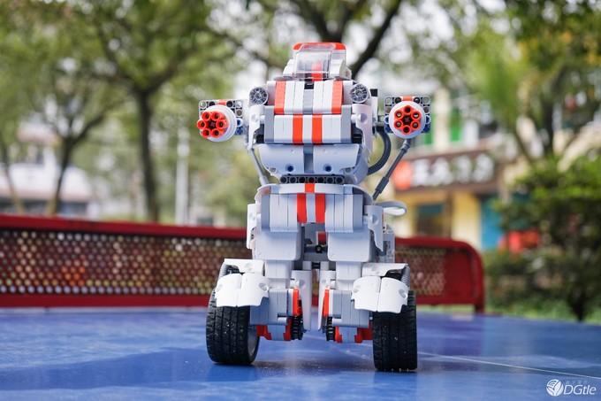 小米米兔机器人体验 童年的记忆汹涌而来