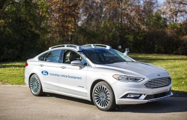【图赏】福特新款自动驾驶Fusion传感器套件设计