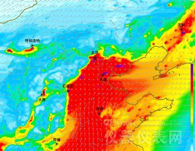 跨年霾至:环境监测总站揭秘霾天如何预测