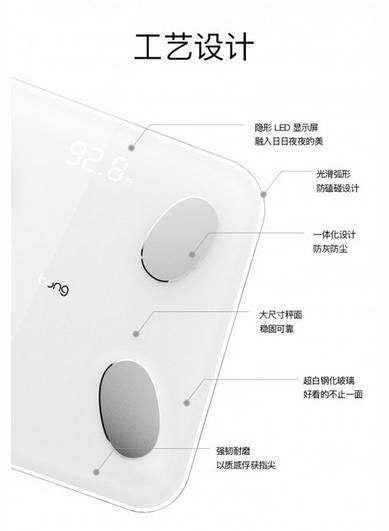 Bong Fit发布新款智能体脂称:这效仿小米生态链的布局?