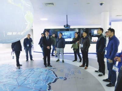 """上海市民的""""智慧城市""""新生活"""