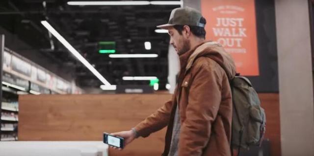 亚马逊免排队商店背后的传感器技术