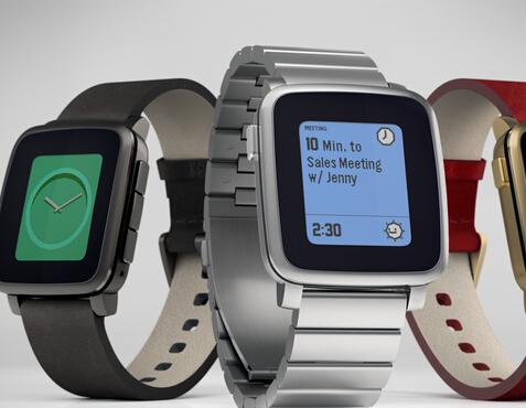 可穿戴设备巨头Fitbit4000万美金收购Pebble:只为知识产权?