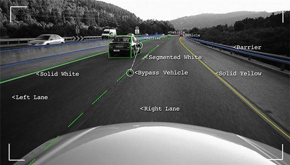 英特尔携手德尔福汽车、移动眼 研发自动驾驶汽车系统