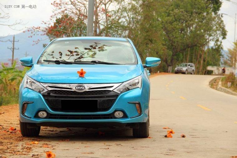 新能源车,动力电池,比亚迪秦,续航,充电