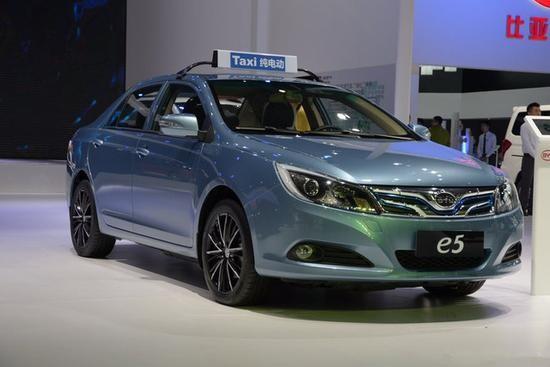 比亚迪e3,电动汽车,续航里程,充电