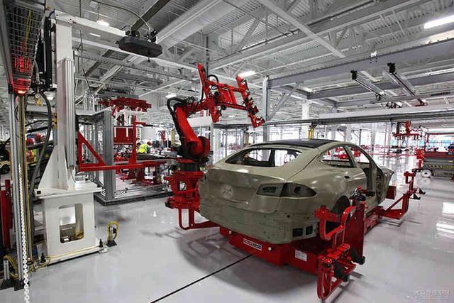 特斯拉工厂,扩建,费利蒙市,电动汽车