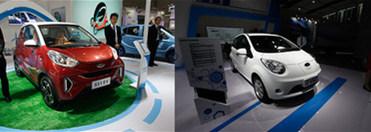 盘点:三款支持快充的微型电动汽车 江淮iEV6E领衔