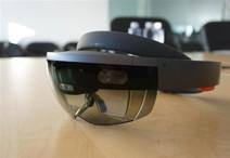 微软HoloLens深度体验:科技感爆棚的现实体验