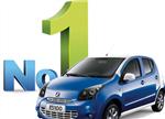 """对比:10月与11月新能源汽车销量""""品牌TOP5"""""""
