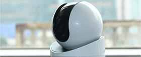 萤石C6H互联网云台摄像机评测:360°视野无死角
