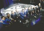 追逐新能源汽车梦 中兴通讯跨界低门槛商用车