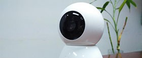 """米家小白智能摄像机测评:远方,不仅能""""看见"""""""