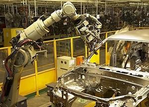 自动化时代机器换人成趋势 焊接机器人迎第二春