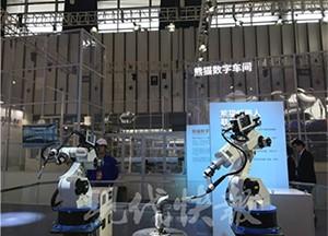 未来数字车间有多牛?一个机器人顶二三十人