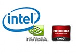 对抗NVIDIA?AMD授权GPU专利给英特尔
