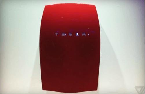 特斯拉二代Powerwall家庭储能电池将于今年夏季开售