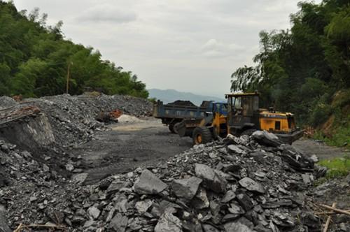 """中国""""煤城""""转型开发石墨资源 建设锂电负极材料项目"""