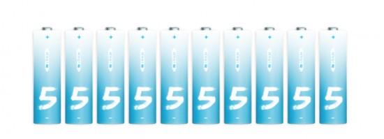"""小米新款5号锂铁电池曝光:一次性电池中的""""贵族"""""""