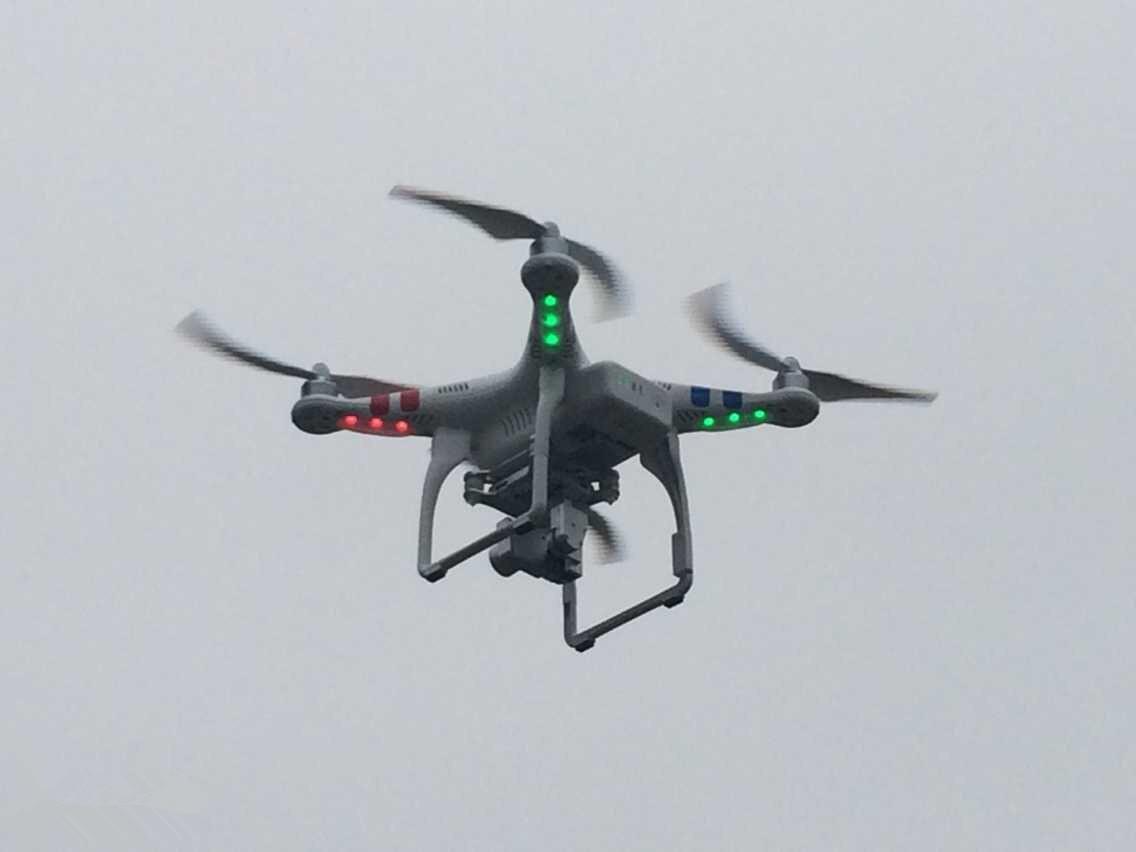 工业级无人机电池续航能力获突破 产业爆发在即