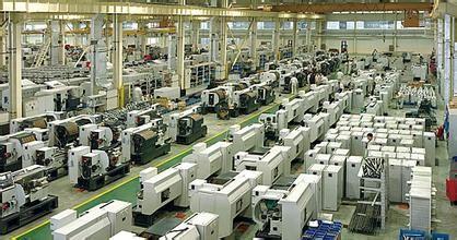 沈阳机床智能产品订单增长近400%