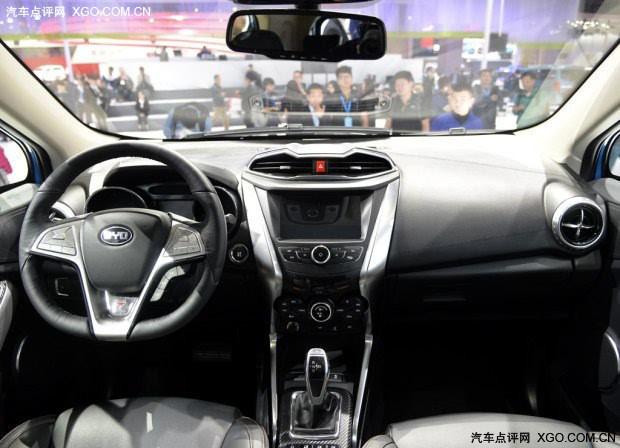 比亚迪2016年上市新能源车一览:宋/元/商齐齐来袭