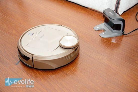 扫地机器人打响智能化二次战役