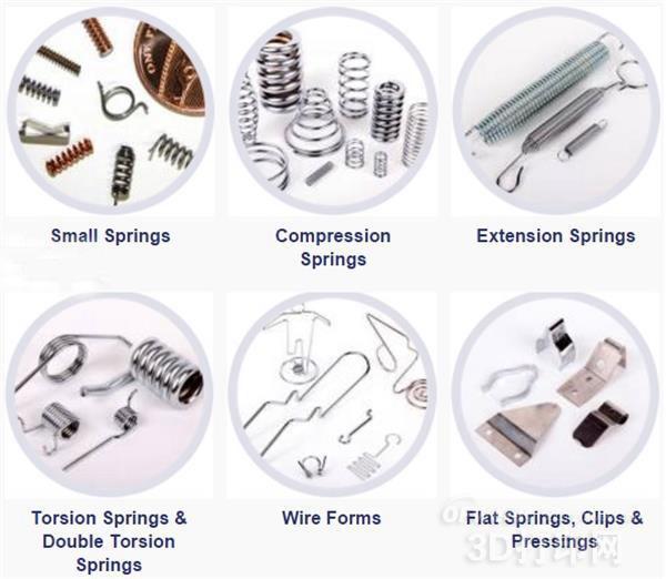 3D打印技术如何用于弹簧制造行业