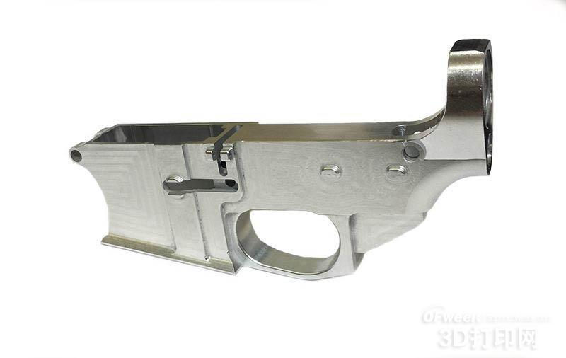 再掀风云:美方查获批量3D打印改装枪