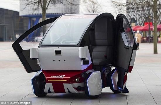 英国智库发布未来报告 预测2050年的世界