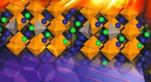 石墨烯/量子点在列