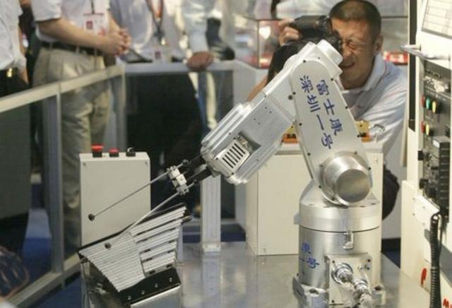 富士康机器人