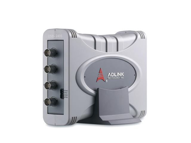 凌华科技USB数据采集模块全面支持Mac和Linux操作系统