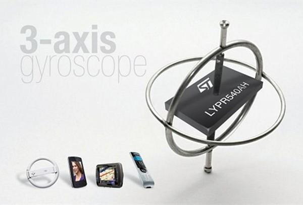 将用于测量和维持方向的mems陀螺仪用在手机上有什么