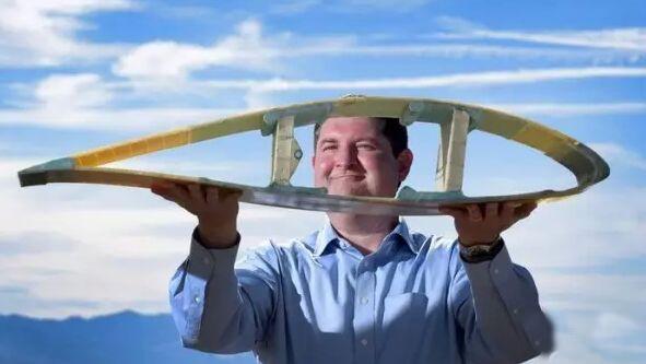 """风机里的""""变形金刚"""":可折叠模块化风机叶片"""