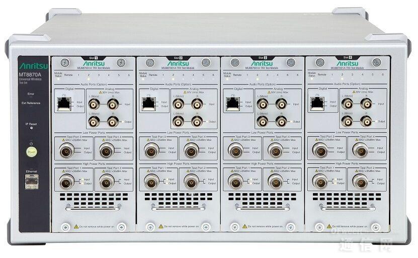 通用无线测试仪MT8870A为物联网/M2M进行功能升级